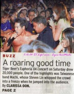 Singapore Concert