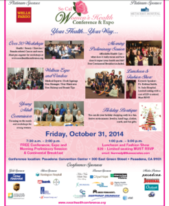 SoCal Women's Health & Conference Expo